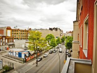 Lodge Friedrichshain Berlin - Apartment Exterior