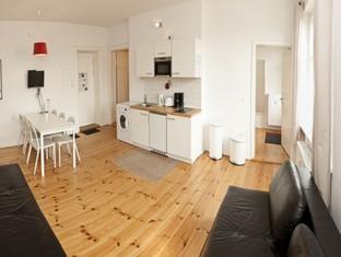 Lodge Friedrichshain Berlin - Apartment Interior