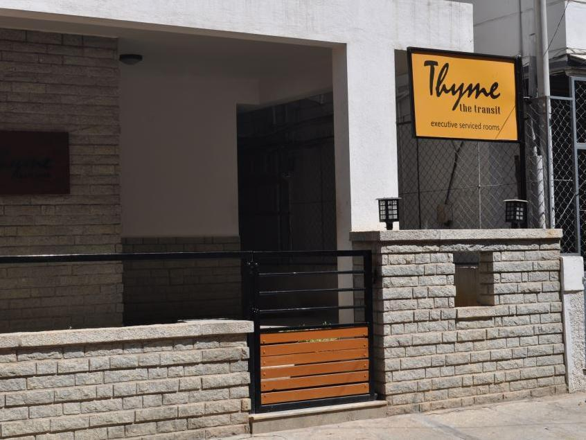 Thyme The Transit Hotel - Hotel and accommodation in India in Bengaluru / Bangalore
