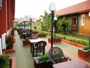 Ginger Tree Boutique Resort North Goa - المطعم