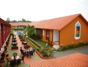 Ginger Tree Boutique Resort North Goa - Restaurant
