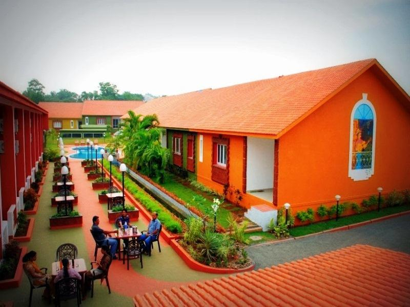 Ginger Tree Boutique Resort Észak Goa