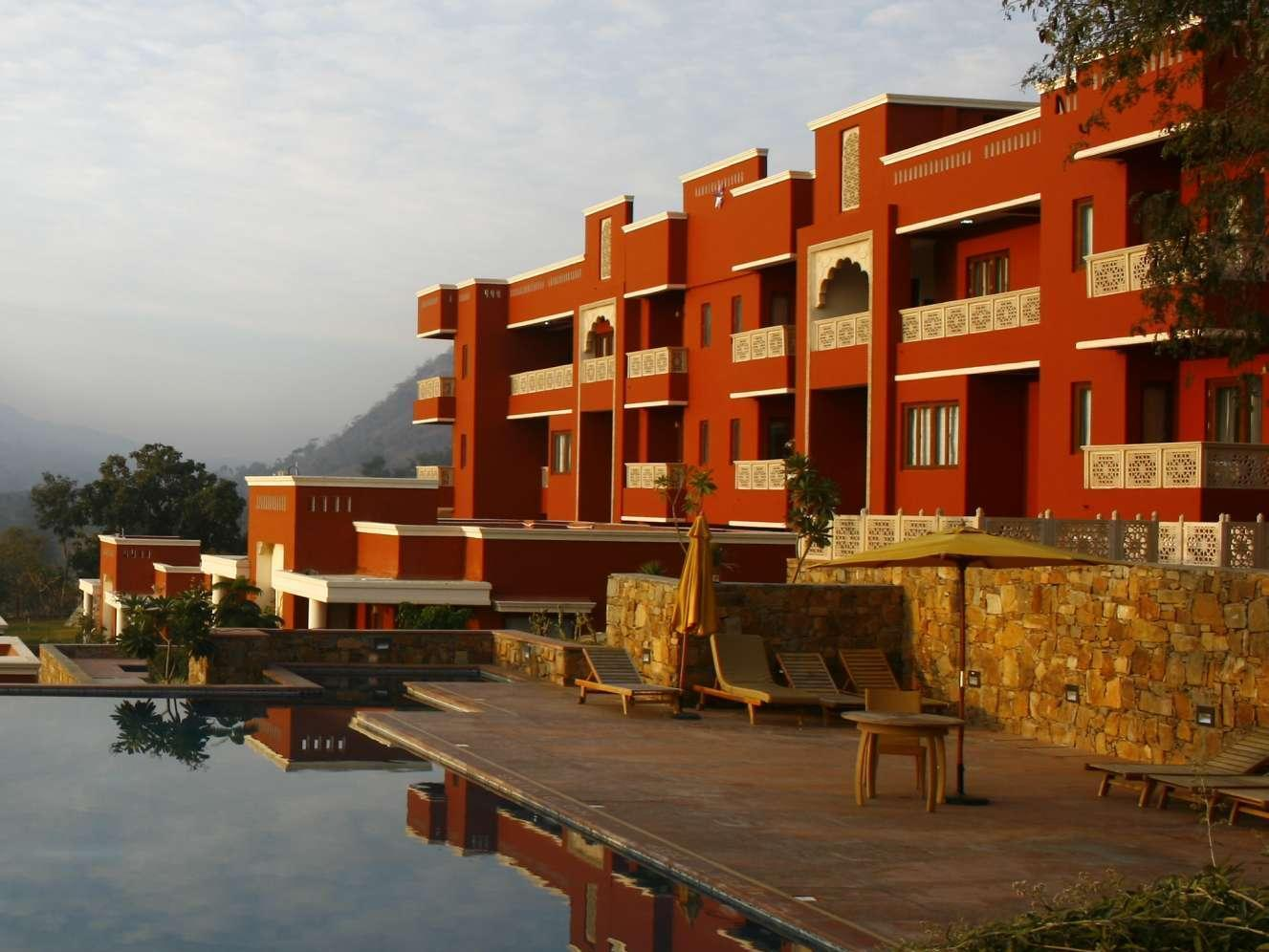 Club Mahindra Fort Kumbalgarh - Hotel and accommodation in India in Kumbalgarh