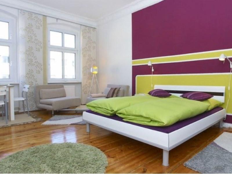 Ferienwohnung F43 बर्लिन - होटल आंतरिक सज्जा