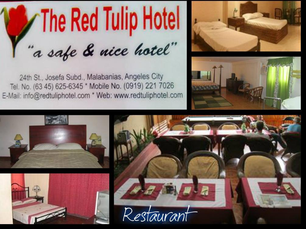 The Red Tulip Hotel - Hotels and Accommodation in Philippines, Asia