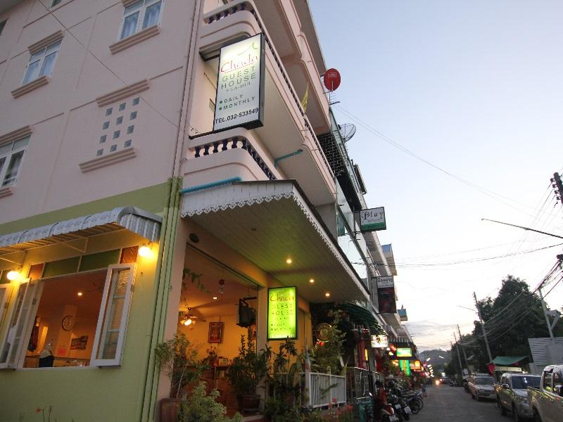 Chada Guesthouse Hua Hin - Hotels and Accommodation in Thailand, Asia