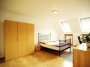 KG Apartment Berlin Berlin - Konuk Odası