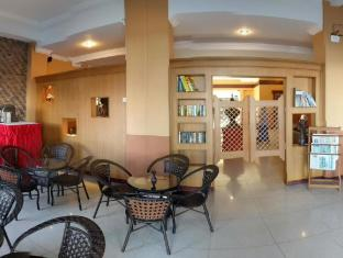 Hotel 63 Yangon - readers lounge