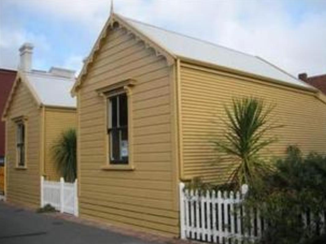City Cottages - Wellington