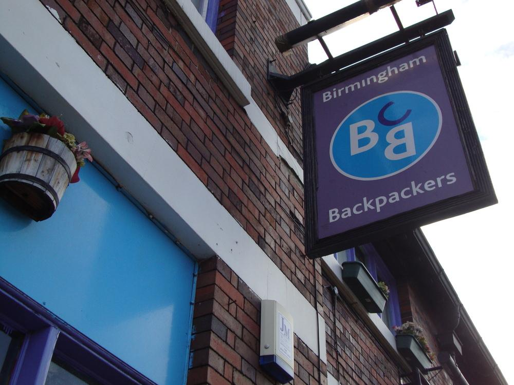 Birmingham Central Backpackers