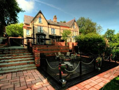 Hotel Anfield Liverpool