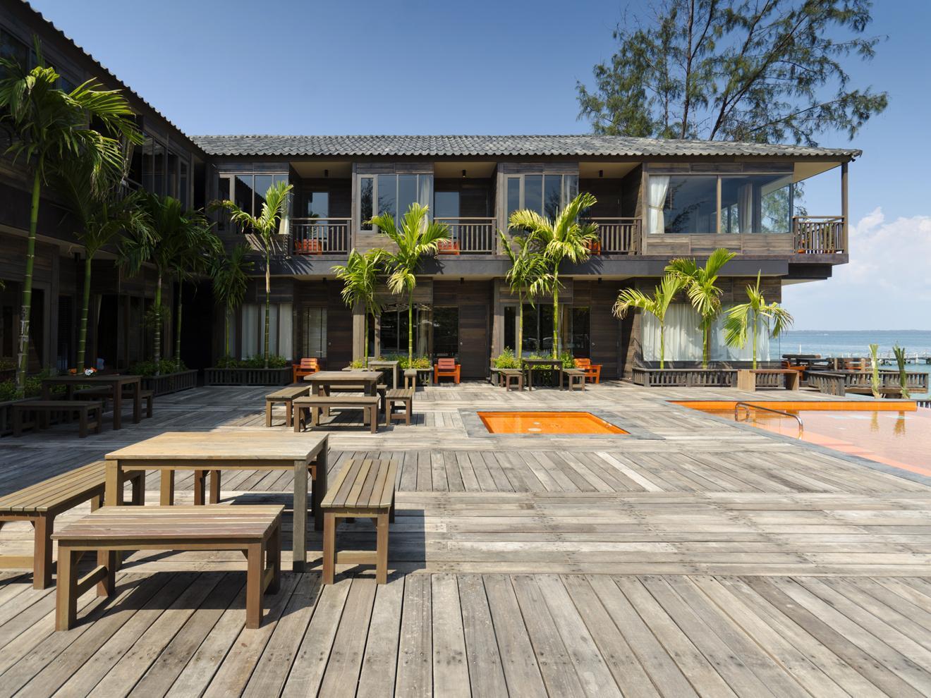 Hotell Baan Ploy Sea i Ao_Klang, Koh Samet. Klicka för att läsa mer och skicka bokningsförfrågan