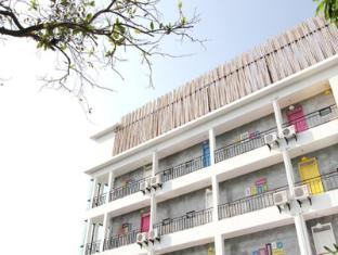 Be My Guest Hip Hotel Phuket - Hotelli välisilme