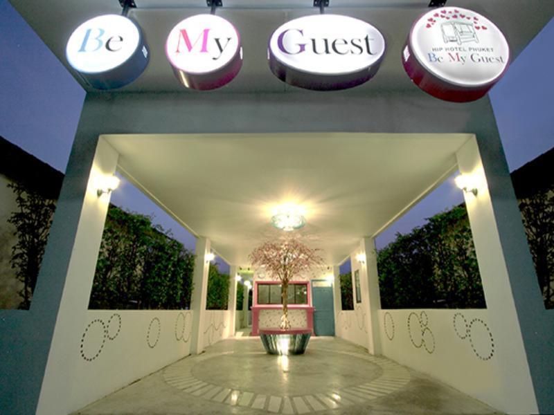 Hotell Be My Guest Hip Hotel i Surin, Phuket. Klicka för att läsa mer och skicka bokningsförfrågan