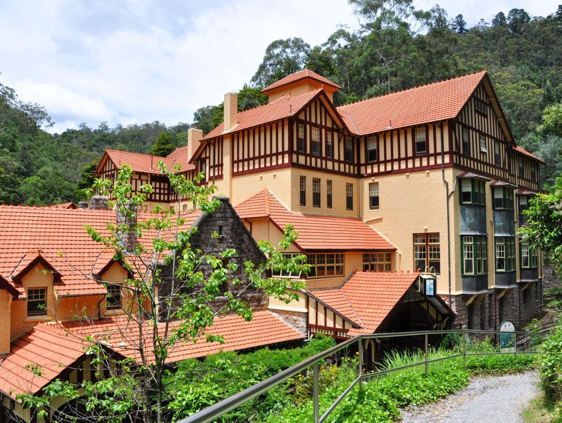 Jenolan Caves House - Hotell och Boende i Australien , Blue Mountains