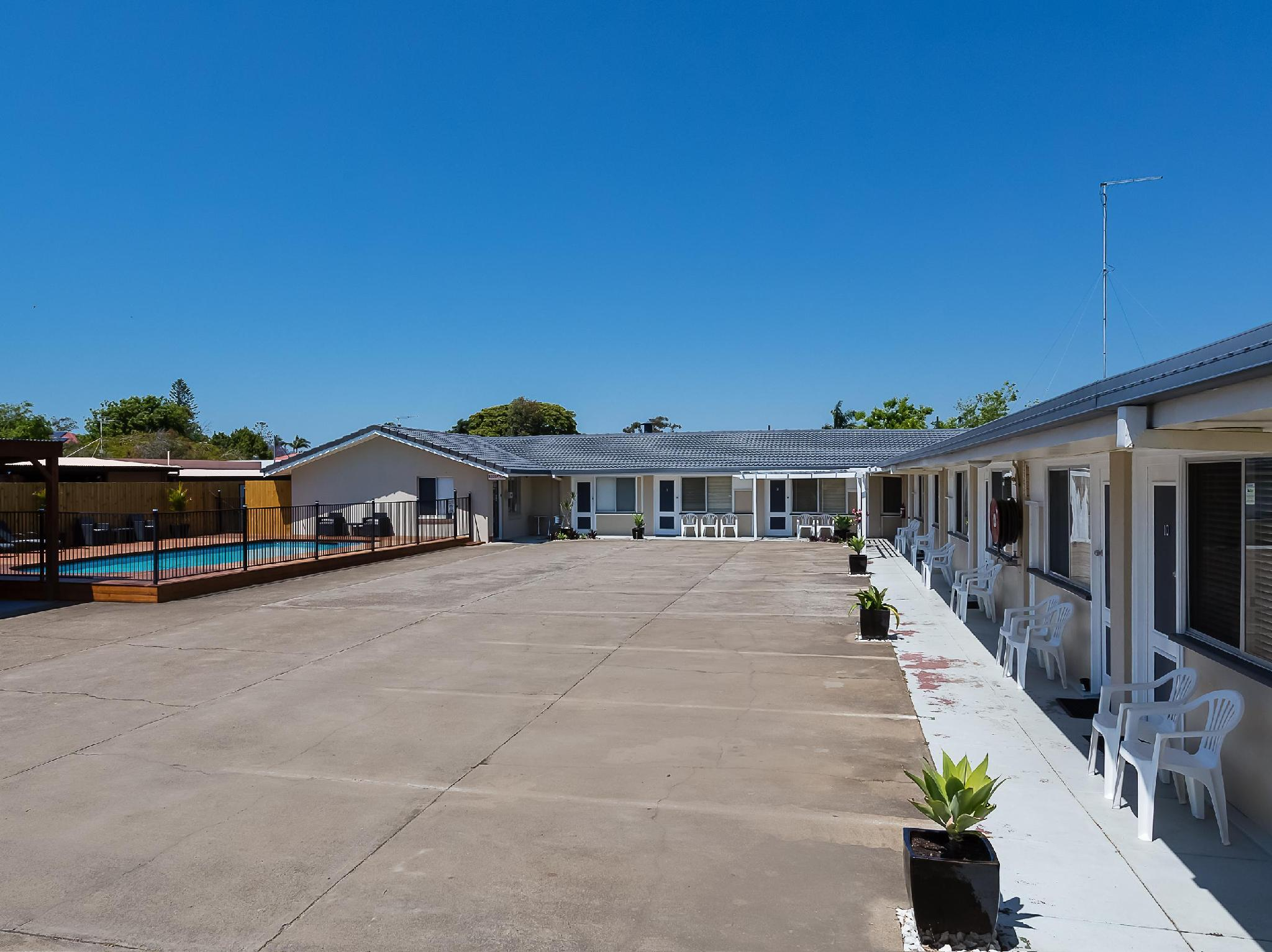 Wynnum Anchor Motel - Hotell och Boende i Australien , Brisbane