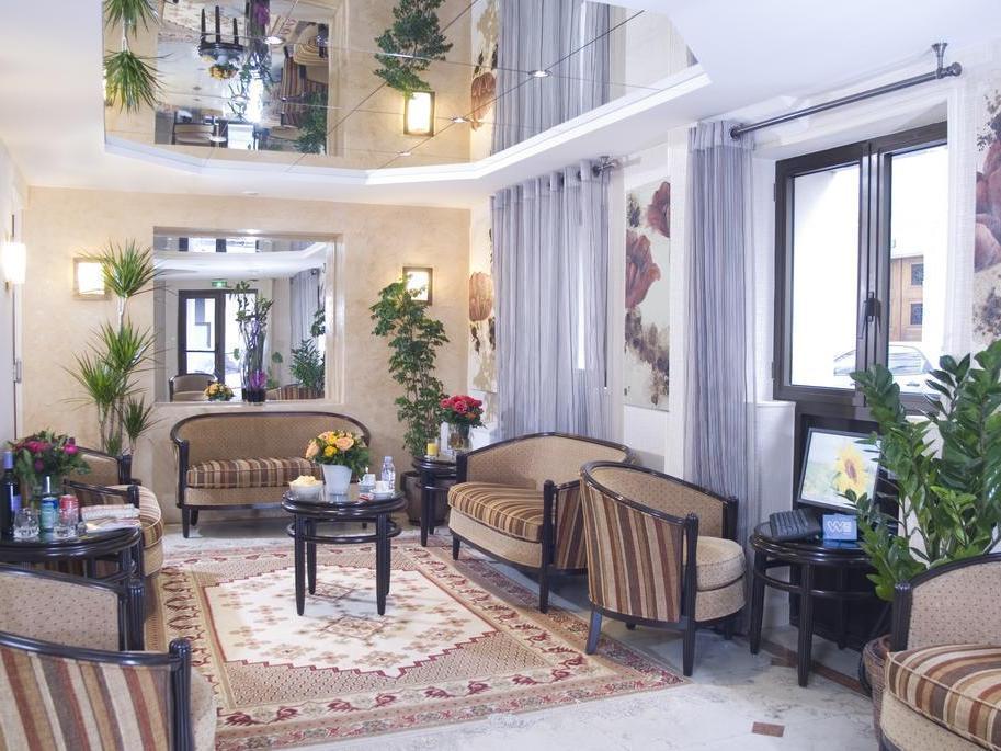 Hotel Beaugrenelle Tour Eiffel - Hotell och Boende i Frankrike i Europa