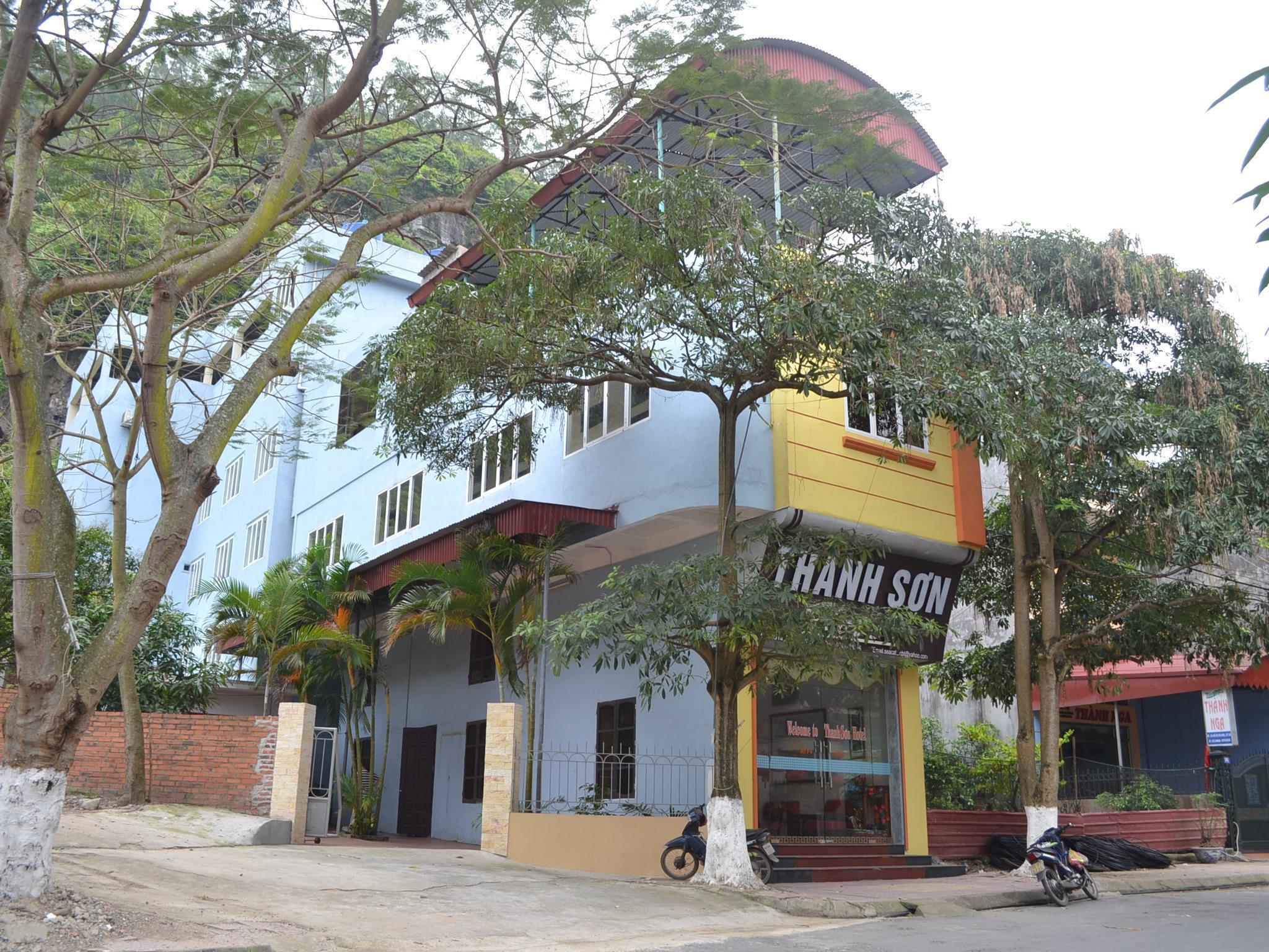 Thanh Son Hotel - Hotell och Boende i Vietnam , Cat Ba Island