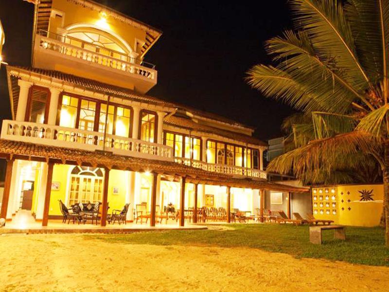 LagoonBeach Villa - Hotels and Accommodation in Sri Lanka, Asia