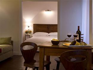 La Gensola in Trastevere Apartments Rome - Gastenkamer