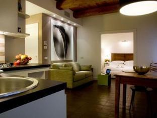 La Gensola in Trastevere Apartments Rome - Hotel interieur