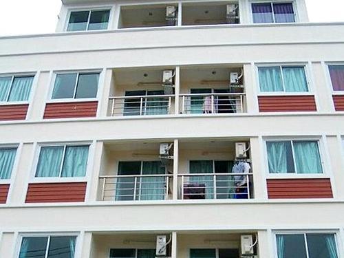 Hotell Baan Suwan Guesthouse i Patong, Phuket. Klicka för att läsa mer och skicka bokningsförfrågan