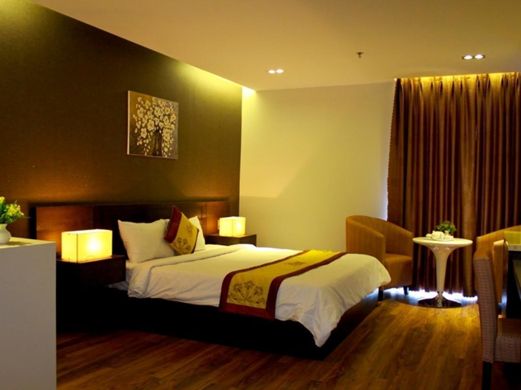 Gold Hotel Danang - Hotell och Boende i Vietnam , Da Nang
