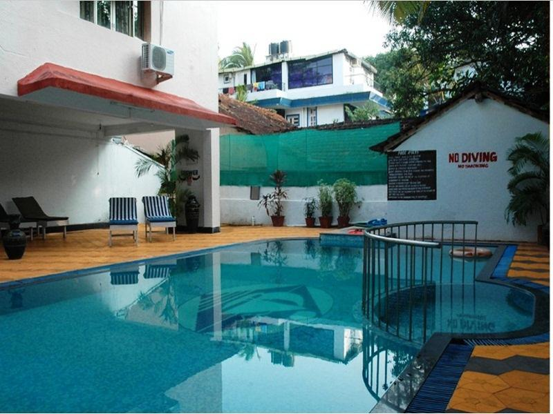 Don Hill Beach Resort North Goa