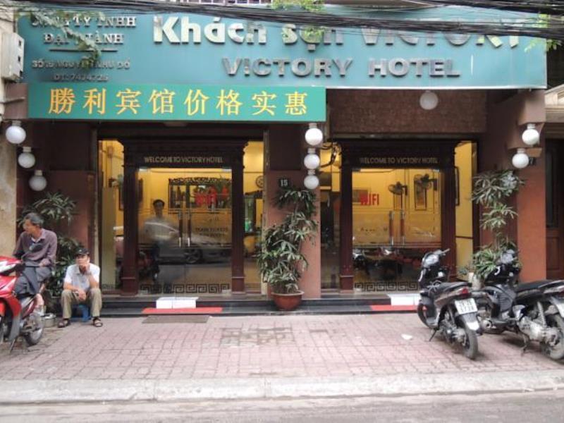 Victory Hotel - Dong Da - Hotell och Boende i Vietnam , Hanoi