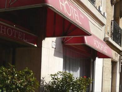Acropolis Hotel Paris Boulogne - Hotell och Boende i Frankrike i Europa