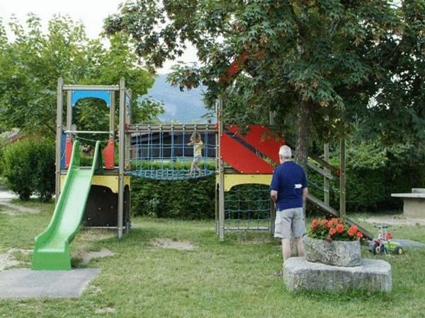Camping La Colombiere Neydens - Playground