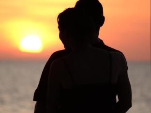 Andaman White Beach Resort Phuket - Romantic Sunset