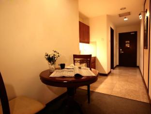 Times Service Suites at Times Square Kuala Lumpur - Standard Suite Entrance
