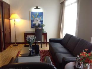 Times Service Suites at Times Square Kuala Lumpur - Premier Suite ( Living Area )