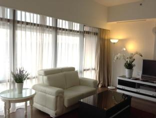 Times Service Suites at Times Square Kuala Lumpur - Signature Suite ( Living Area )