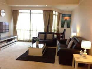 Times Service Suites at Times Square Kuala Lumpur - 2 Room Family Suite( Living Area)