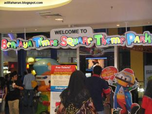 Times Service Suites at Times Square Kuala Lumpur - Theme Park
