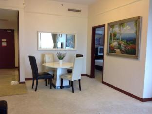 Times Service Suites at Times Square Kuala Lumpur - 2 Room Family Suite( Dinning Area)
