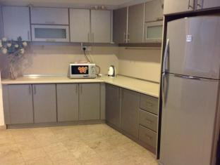 Times Service Suites at Times Square Kuala Lumpur -  Penthouse Kitchen