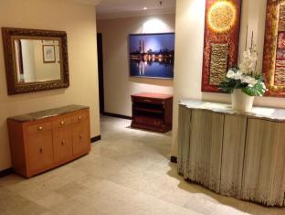 Times Service Suites at Times Square Kuala Lumpur - Penthouse Entrance