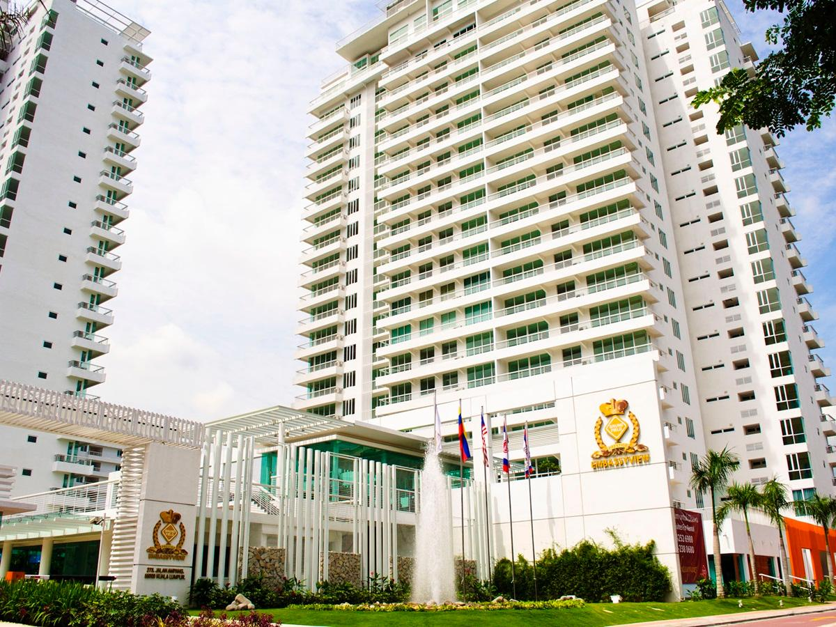 Brunsfield Embassyview Condominium - Hotels and Accommodation in Malaysia, Asia