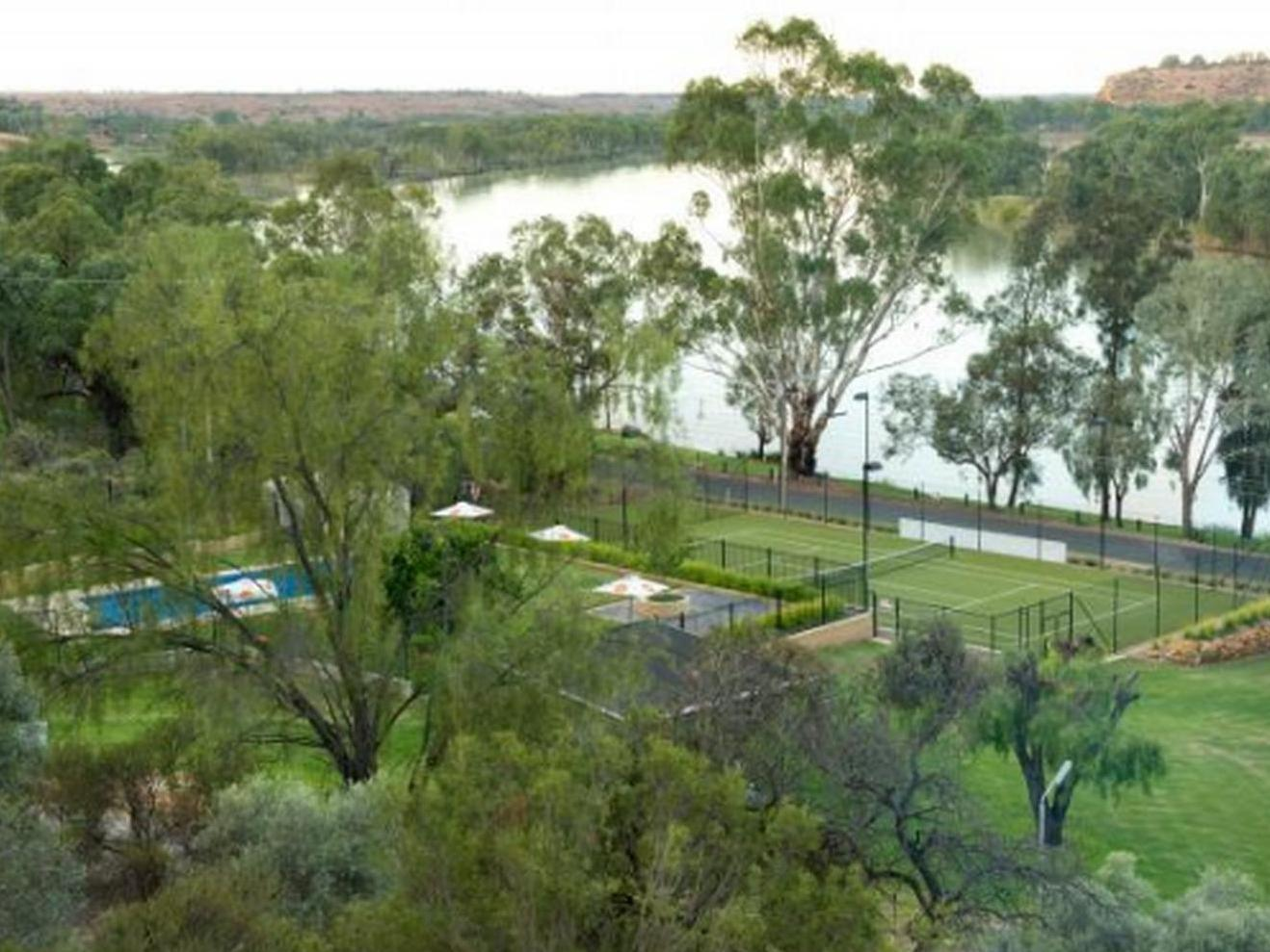 Aruma River Resort - Hotell och Boende i Australien , Walker Flat