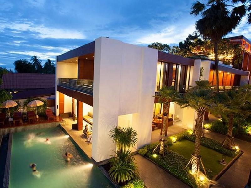 Hotell Tri - Shawa Resort i , Prachuap Khiri Khan. Klicka för att läsa mer och skicka bokningsförfrågan