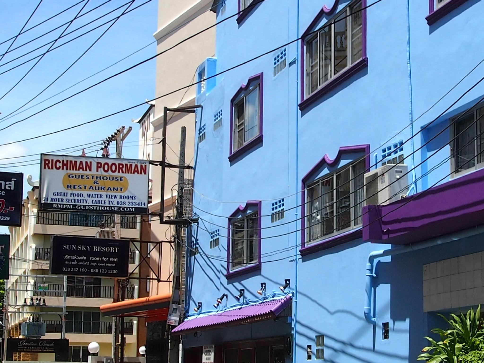 Richman Poorman Guesthouse - Hotels and Accommodation in Thailand, Asia