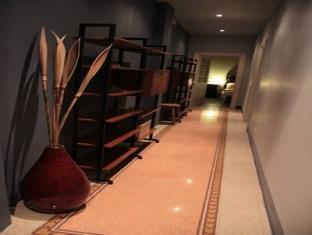 Pratinn Vatican Guest House Rom - Hotellet från insidan