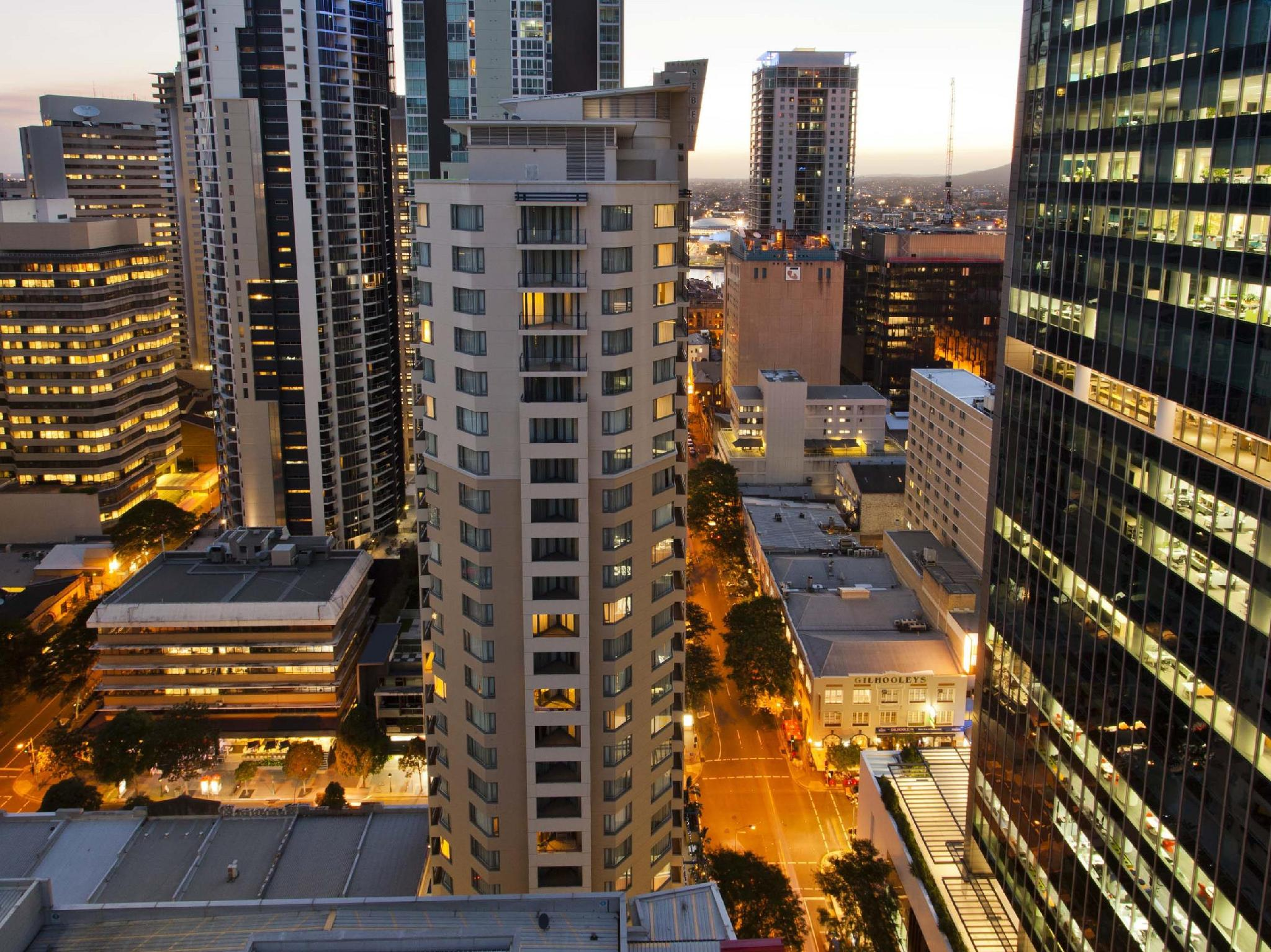 Midtown Apartments - Hotell och Boende i Australien , Brisbane
