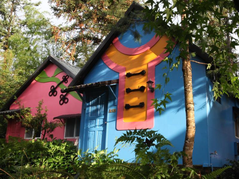 Ting Tau Garden Resort Bungalow