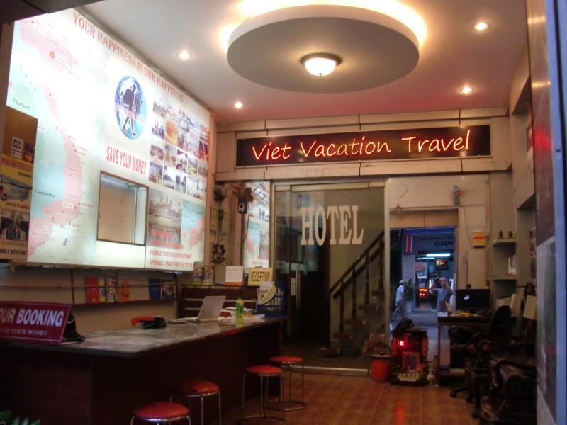 Phoenix Hotel - 25 Bui Vien street - Hotell och Boende i Vietnam , Ho Chi Minh City