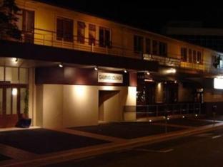 Exchange Hotel Wellington - Night view of Exchange Hotel