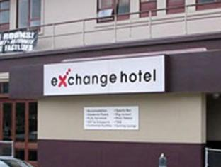 Exchange Hotel Wellington - Exchange Hotel Exterior
